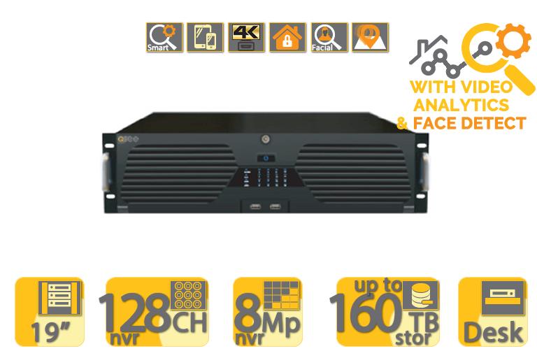128 Ch QT90128 IP VSS - Q-See Australia
